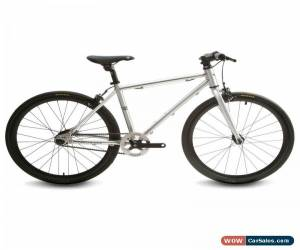 Classic Early Rider Hellion Urban 20 Zoll Kinder Fahrrad Silber Flat Bar Road 6-9 Jahre for Sale