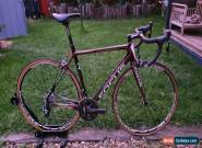 Focus Cayo Carbon Road Bike Shimano Ultegra Di2 Mavic Wheels  for Sale
