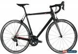 Classic Argon 18 Gallium Pro Ultegra 8000 Mens Road Bike 2018 - Black for Sale