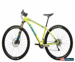 "Classic 2017 Trek Superfly 9.7 Mountain Bike 17in 29"" Carbon Shimano SLX 2x10 Fox for Sale"