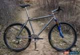 "Classic Vintage Moots YBB Custom Anodized Titanium Mountain Bike - 19""/Large XTR M950 for Sale"