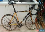 Gusto RCR team Hi-mod carbon road bike Sram Force 22 Zipp Mavic Ksyrium SL for Sale