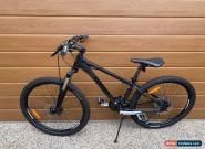 """Giant Boulder Black 26"""" Wheel Mountain Bike XS frame (~8 - 13YO) for Sale"""