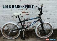 New 2018 Haro Lineage Team Sport Tribute, BMX, Freestyle Bike for Sale