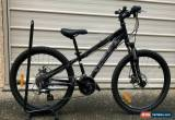 Classic Boys Bike - Avanti Black Thunder 24  - Suspension / Disc MTB for Sale