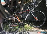 2018 Specialized Roubaix Sport Carbon Road Bike Red Black White for Sale