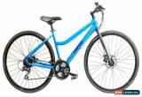 "Classic Nashbar 15"" Flatbar Disc Road 700c Women's Hybrid Bike Shimano 3 x 8 Speed NEW for Sale"
