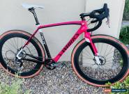 2016 Specialized S-WORKS CRUX 54 cm Pink Sram Red Hydraulic Carbon Cyclocross for Sale