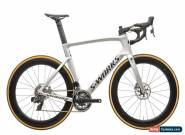 2020 Specialized S-Works Venge Disc Road Bike 58cm Carbon SRAM Red eTap AXS 12s for Sale