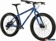 """Surly Karate Monkey Large Steel Mountain Bike Porta Potty Blue 27.5"""" 29er BOOST for Sale"""