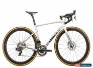 2020 Specialized S-Works Tarmac Road Bike 52cm Carbon SRAM Red eTap AXS 12 Speed for Sale
