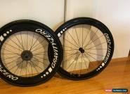 Triathlon race Wheels 85/50 Gravity Zero - Race Ready With Cassette for Sale