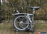 Brompton Bike H6L Tatinum Raw Lacquer REDUCED!!! for Sale