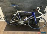 Vintage Trek USPS Racing Team OCLV 120 Full Carbon Road Bike 5200 56CM Ultegra for Sale