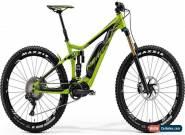 Merida eOne-Sixty 900E Mens Electric Mountain Bike 2019 - Green for Sale