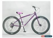 MAFIABIKES Mafia Bomma Purple Splatter 10 Speed 27.5 inch Wheelie Bike for Sale