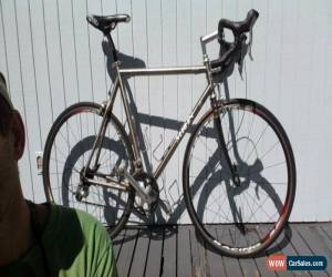 Classic Classic MERLIN RSR titanium 57cm Shimano ULTEGRA 6600 10-speed FULCRUM Racing 5 for Sale