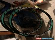 Eurobike Harry SF Racer Bike Rims X 2 for Sale