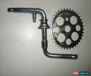 Classic Lowrider one piece crank & chain wheel for Sale