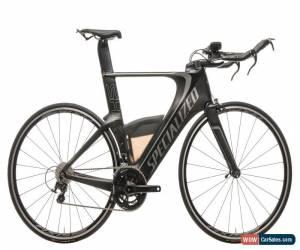 Classic 2015 Specialized Shiv Elite Triathlon Bike Large Carbon Shimano 105 5800 11s for Sale