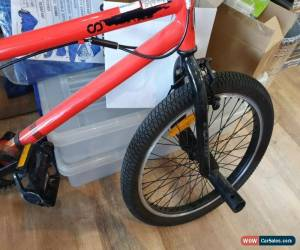"Classic fluid steel series 20"" wheel BMX X UP volcano for Sale"