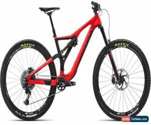Classic Orbea Rallon M10 Mountain Bike 2019 - Red for Sale