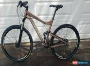 2011 Niner Rip 9 full suspension mountain bike size large, outstanding! for Sale