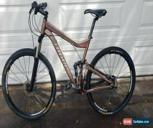 Classic 2011 Niner Rip 9 full suspension mountain bike size large, outstanding! for Sale