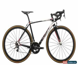 Classic 2016 Specialized S-Works Tarmac S-Build Mean 54cm Carbon SRAM Red Superteam for Sale