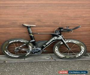 Classic Specialized Shiv Tri Bike XL for Sale
