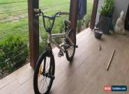 BMX Mongoose Bike 20-inch for Sale