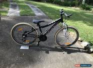 kids mountain bike - Focus Raven Donna 24in, 21 speed Shimano Gearshifts, Black for Sale