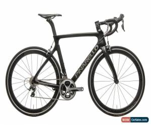 Classic 2017 Pinarello Gan RS Road Bike 54cm Carbon Shimano Dura-Ace 9000 11s Stages for Sale