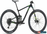 NEW 2019 GIANT ANTHEM 29ER 2 MOUNTAIN BIKE, BLACK/GREEN, MEDIUM, NIB for Sale
