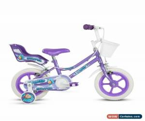 Classic Bumper Ice Queen Pavement Kids Bicycle Cycle Bike Purple for Sale