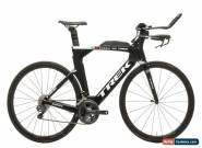 2016 Trek Speed Concept 9 Team Issue Triathlon Bike Large Carbon Ultegra Di2 11s for Sale