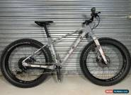 2019 Specialized Fatboy Comp Carbon Large -  GX Eagle Camo w/ S Works Carbon Bar for Sale
