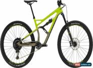 Cannondale Jekyll 29 3 Full Suspension MTB 2019 - Green for Sale
