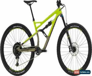 Classic Cannondale Jekyll 29 3 Full Suspension MTB 2019 - Green for Sale