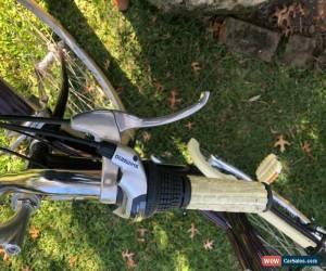 Classic Schwinn Jenny 7 Speed Womens Cruiser Bike Large for Sale