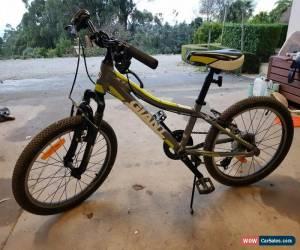 Classic Giant XTC JR 20 2017 Mountain Bike Charcoal for Sale
