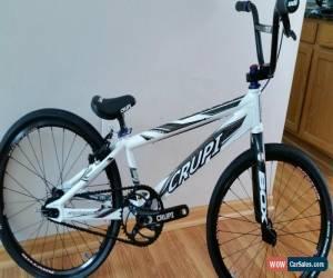 Classic NEW Custom Crupi Bmx Race Bike Expert XL for Sale