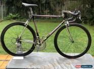 Colnago Master Orig Vintage Collectable Frame 54cms Campag Groupo Modern wheels for Sale