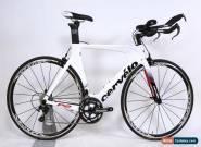 2017 Cervelo P2 Carbon Fiber TT Triathlon Bike Medium 54 cm 11 Speed Shimano 105 for Sale