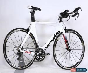 Classic 2017 Cervelo P2 Carbon Fiber TT Triathlon Bike Medium 54 cm 11 Speed Shimano 105 for Sale