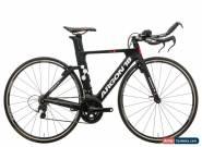 2018 Argon 18 E-117 TRI Triathlon Bike X-Small Carbon Shimano 5800 11s WH-RS010 for Sale