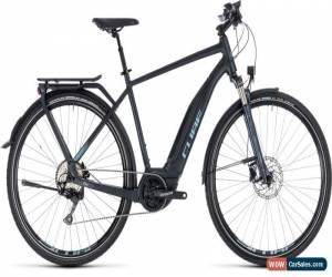 Classic Cube Touring Hybrid Pro 400 Mens Electric Hybrid Bike 2018 - Blue for Sale