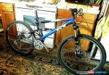Classic GT TEAM USED PROTOTYPE I drive-4 mountain bike raced by Bryn Atkinson for Sale