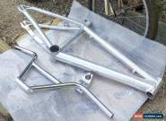 KASTAN bmx frame and bars. 90's Mexico Mosh. for Sale