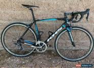 2019 KHS flight 900 carbon road bike 54cm stages power Carbon wheels for Sale